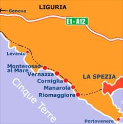 Islands in italy capri hotels elba hotels amalfi coast for Meuble agavi monterosso al mare